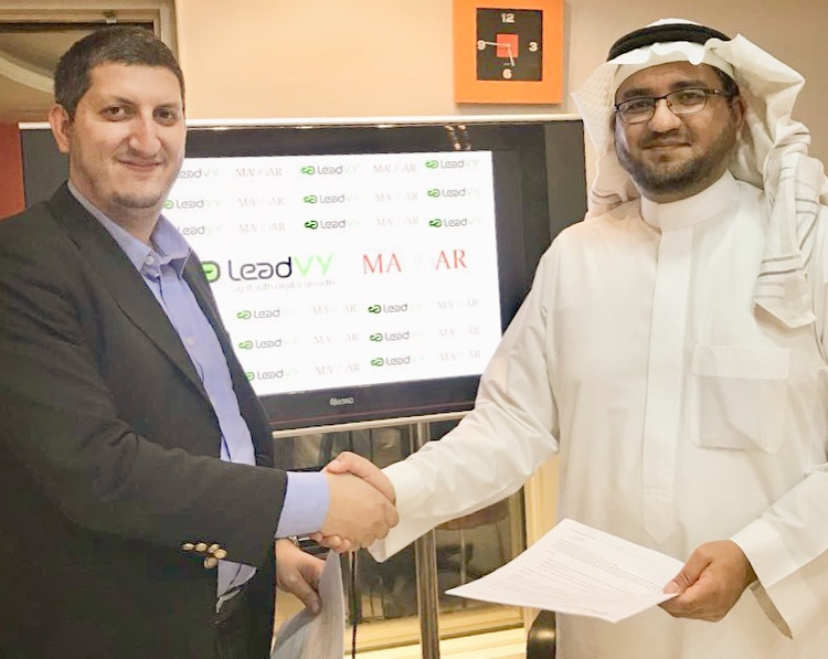 Al Masar Agency develops its services to meet the needs of customers by contracting LeadVy