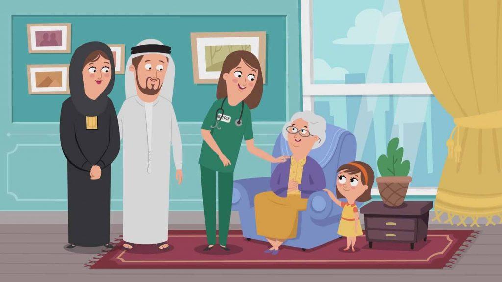 2D Cartoon Animation